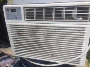 GE 12000btu ac window unit (info in picture) for Sale in Austin, TX
