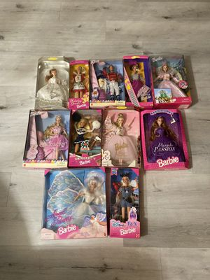 Barbie doll collection for Sale in Miramar, FL