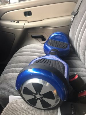 Hoverboard (willing to trade for Wii U or unlocked iPhone 6 for Sale in Fresno, CA