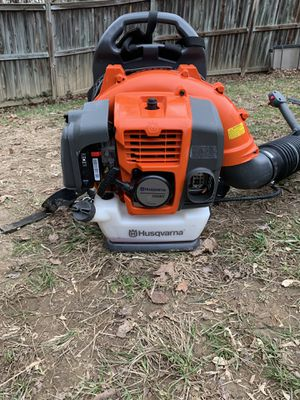 Husqvarna 150bt blower basically brand new for Sale in Fort Washington, MD
