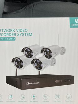 Heimvision Home Security System for Sale in Round Rock,  TX
