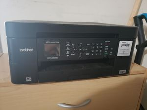 Brother color printer, scanner, fax and copier for Sale in Round Rock, TX