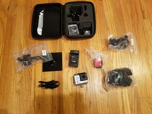 GoPro Hero 3+ silver with accesories for Sale in Milpitas, CA
