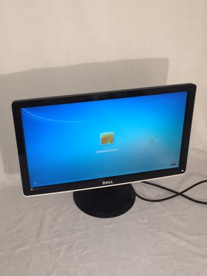"""Dell ST2010 - LCD monitor - 20"""" for Sale in Mount Airy, MD"""