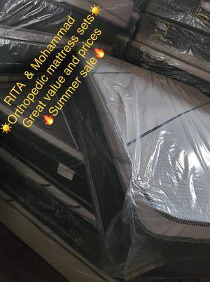 rthipedic mattress for Sale in Bolingbrook, IL