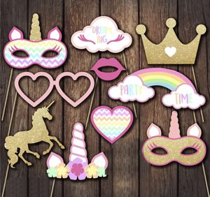 Unicorn photo booth props for Sale in Oklahoma City, OK