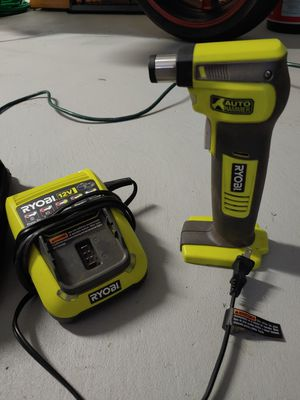 Ryobi 12 volt Auto Hammer (Tool & charger only) for Sale in Chelsea, MA