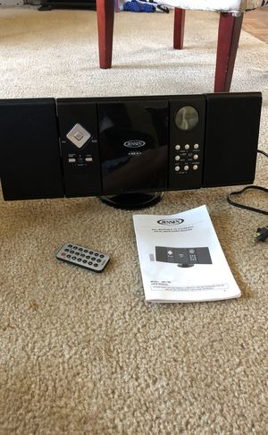 Wall Mountable CD system with digital Am/Fm Stereo Receiver for Sale in El Cajon, CA