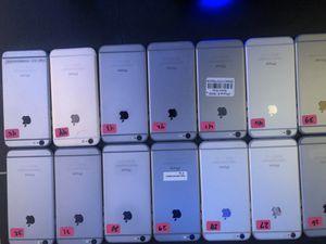 Apple iPhone 6 ( Unlocked) ((READ))16gb 64gb 128gb for Sale in Oceanside, CA