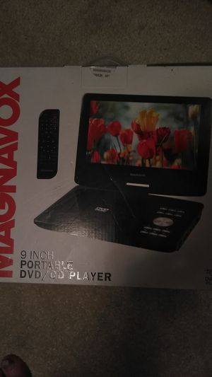 9 in. portable DVD/CD player for Sale in Lakeland, FL