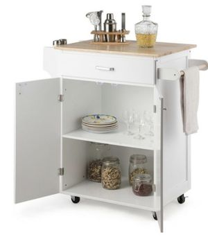 Rolling Kitchen Cabinet for Sale in Rancho Cucamonga, CA