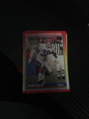Pack of 52 random football cards for Sale in Ellenwood, GA