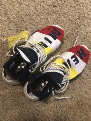Adidas NMD Hu Pharrell x Billionaire Boys Club Multi-Color for Sale in Silver Spring, MD
