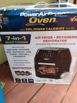 BRAND NEW !! Power Air fryer for Sale in Portland, OR