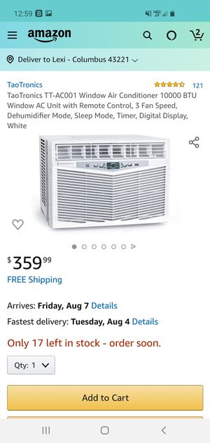 AC unit for Sale in Dublin, OH