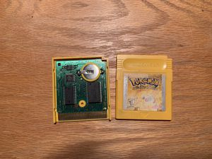 Pokémon Yellow for GameBoy for Sale in Tampa, FL