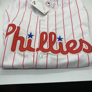 Phillies Youth Size Kids Jersey for Sale in Hollywood, FL