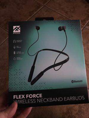 Earbuds wireless new for Sale in Riverside, CA