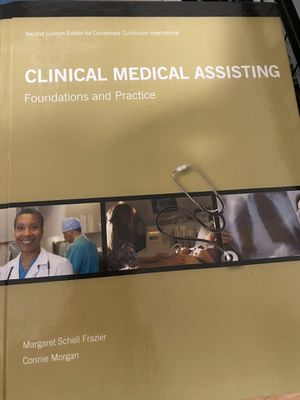 Medical assistant book for Sale in Boston, MA