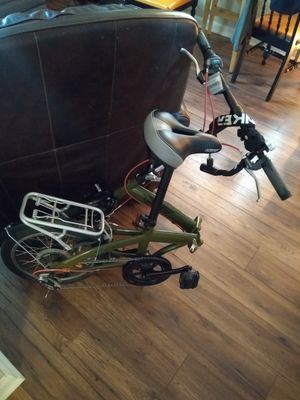 "Tokyo 16"" 'citizen' folding bicycle for Sale in Nashville, TN"