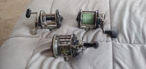 3 trolling reels for great Lakes for Sale in Round Lake Heights, IL