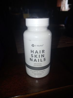 It works hair skin n nails for Sale in Kennewick, WA