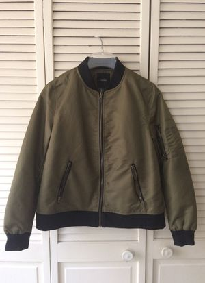 Forever 21 Bomber jacket coat for Sale in Gaithersburg, MD