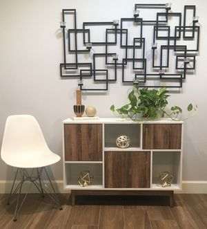 Retro Mid Century Modern Vintage Style Storage Cabinet, TV Stand, End Side Accent Entry Table, Coffee Bar, Buffet, Credenza, Dresser - So Attractive! for Sale in Phoenix, AZ