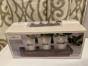 New candle holder home decor for Sale in Columbus, OH