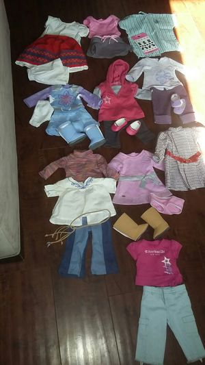 American Girl Doll Outfits Collection for Sale in Costa Mesa, CA