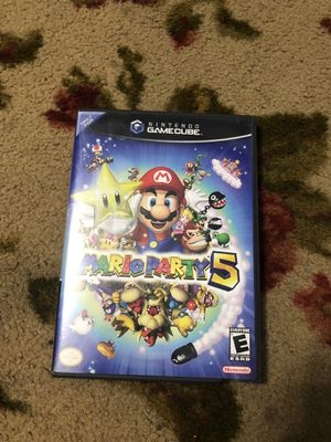 Mario Party 5 for Sale in Union City, CA