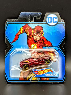 Hot Wheels The Flash Character Car for Sale in San Jose, CA
