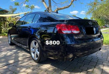🍀Well maintained 2010 Lexus GS 350 One Owner-$800 for Sale in Fort Lauderdale,  FL