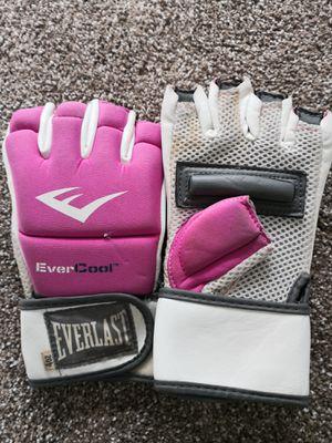 Everlast Evercool pink MMA boxing gloves for Sale in Phoenix, AZ