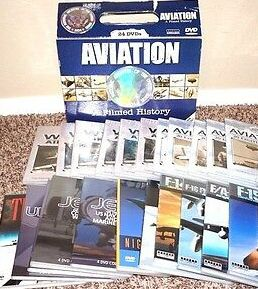Aviation: A Filmed History (20+ Hrs on DVD) for Sale in Brentwood, CA