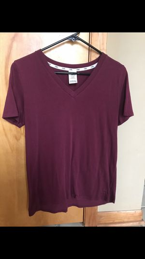 VS PINK medium tee for Sale in Plymouth, IN