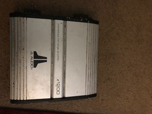 JL Audio 1200.1 for Sale in Louisburg, NC