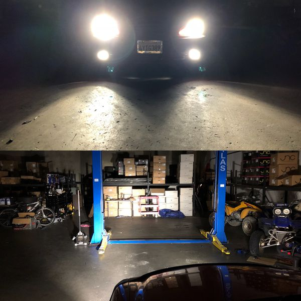 Led headlights all size led kits in stock very bright