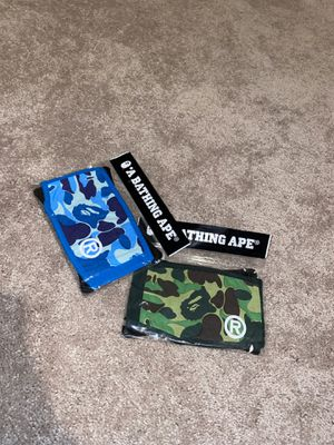 Hype Beast BAPE Mask 😷 for Sale in Columbia, SC