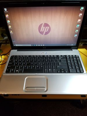 HP G60 LAPTOP PENTIUM DUAL CORE WINDOWS 10 PRO MICROSOFT PROFESSIONAL PLUS 2019 320GB 3GB 15.6 INCHES for Sale in Glendale, AZ