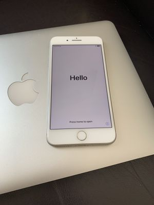 AT&T iPhone 8 Plus 64 GB for Sale in Boston, MA