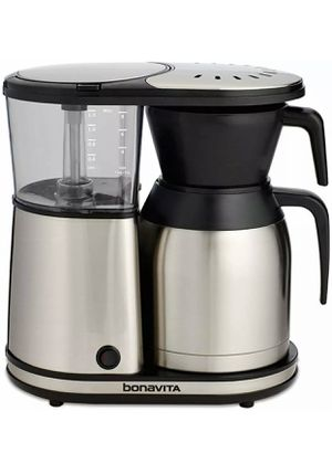 Bonavita BV1900TS 8-Cup One-Touch Coffee Maker Featuring Lined Thermal Carafe for Sale in Las Vegas, NV