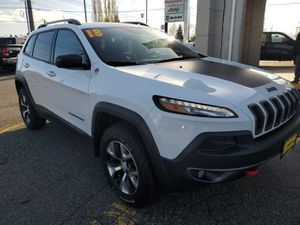 2018 Jeep Cherokee for Sale in Arlington, WA