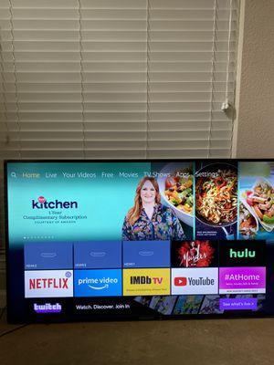 "49"" insignia tv 1080p HD smart for Sale in Austin, TX"
