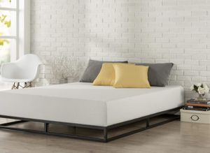 6inch platform bed frame for Sale in New York, NY
