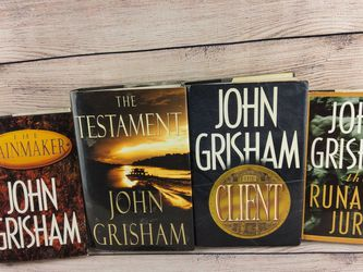 John Grisham Book Bundle for Sale in Stonecrest,  GA