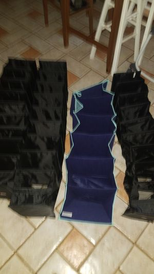 Closet/ clothing/ miscellaneous organizers for Sale in Romeoville, IL