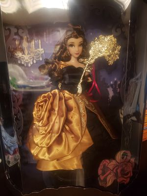 Collectable disney belle doll for Sale in Highland, CA