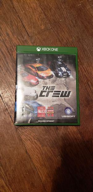 The Crew Xbox one for Sale in Manassas, VA