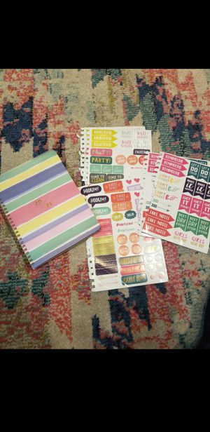 New 20-21 assignment planner/calendar for Sale in Chicago, IL